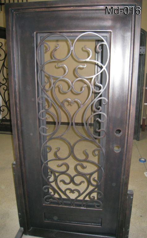 Mercedes Of Orange Park >> Main Doors - advanced Iron works